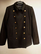 Zara Plus Size Button Coats & Jackets for Women
