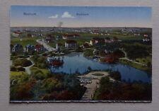 ET1117) CPA ALLEMAGNE DEUTSCHLAND GERMANY BOCHUM Stadtpark - 1923