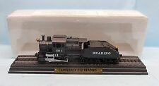 CF17/157 ATLAS / LOCOMOTIVE VAPEUR DU MONDE / VAPEUR 030 CAMELBACK 030 HO 1/87