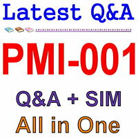 NEW 🔑 PMP Project Management Professional PMI Test PMI-001 Exam Q&A SIMULATOR