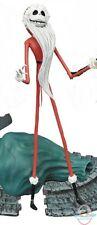 Nightmare Before Christmas Select Series 2 Santa Jack Diamond