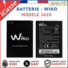 BATTERIE WIKO 2610 Pour Wiko JERRY 2 - 2500 mAh