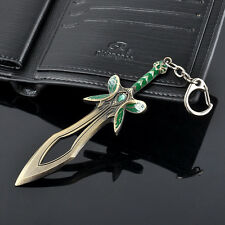 Alloy Dota 2 Keychain The Butterfly Sword Key Ring Chain Keyring Cosplay Gift