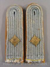 59197, Luftwaffe, Paar Schulterstücke eines Oberleutnant der Nachrichten, NA