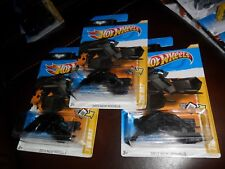 3 LOT BATMAN THE BAT 2012 HOT WHEELS DARK KNIGHT RISES   27/50   27/247