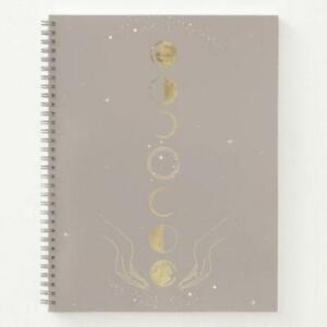 The Mystic Cartouche Spiral Notebook