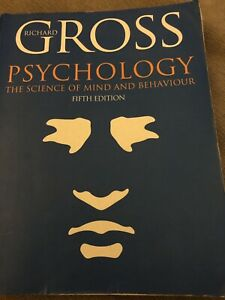 Psychology The Science Of Mind And Behaviour 5th Edition