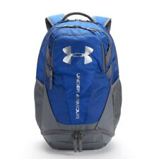 b9cb6e17b7b4 Under Armour NWT Storm Hustle 3.0 Backpack Laptop School Bag Blue Gray  1294720