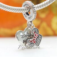 70db07be4 Authentic Pandora Disney Exclusive Parks Minnie Mouse Mom Charm  7501057371562P