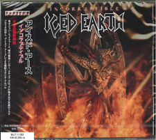ICED EARTH-INCORRUPTIBLE-JAPAN CD F83