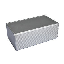 "Aluminum Electronic Project Box Enclosure Case DAC DIY - 4.32""*2.6""*1.69""(L*W*H)"