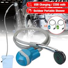 Portable Camping ShowerCar Washer 12V Wireless Car Shower DC 12V pump pressure s
