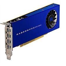 AMD Video Card 100-506008 Radeon Pro WX 4100 4GB GDDR5 Retail