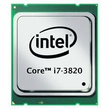 Intel Core i7-3820 (4x 3.60ghz) sr0ld CPU zócalo 2011 #36388