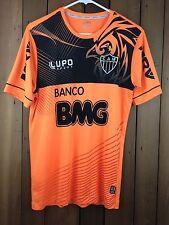 Men's CAM Clube Atletico Miniero Training Soccer Jersey Lopo Sport ~Size Medium