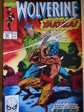 Wolverine n°32 1990 ed. Marvel Comics  [G.141]