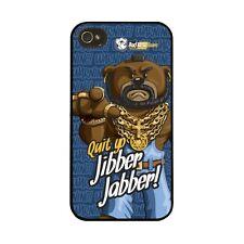 BAD TASTE BEARS - HARD CASE I PHONE 4/4S COVER  - JIBBER JABBER - NEW