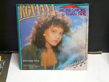 ROXANNA More smoke thn fire 134751 ITALO DISCO