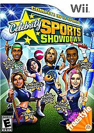 Celebrity Sports Showdown - Nintendo Wii