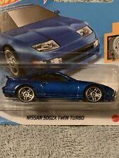 Hot Wheels Nissan 300Zx Twin Turbo Short Card Hw Turbo 1/5 New On Card