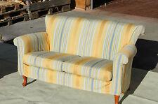 kleines Minotti Sofa • Zweisitzer • sommerliche Farben • waschbar • nähe München