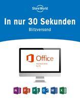 Microsoft Office 2016 Standard wie Home and Business ESD 📩30 Sekunden Versand📩