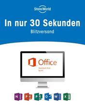 ●ANGEBOT●Microsoft Office 2016 Standard wie Home & Business ESD ★Sofortversand★