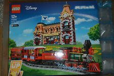 LEGO® Exklusiv 71044 Disney Train and Station Mickey Mouse Zug mit Bahnhof NEU