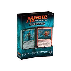 Magic Duel Decks - Elves vs. Inventors