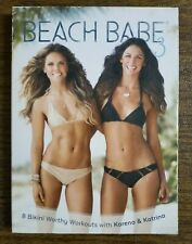 Beach Babe 3 Dvd by Tone It Up - 8 Bikini Worth Workouts with Karena & Katrina