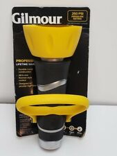 NEW Gilmour Professional Pressure Lever Nozzle For Water Hose Fireman's Style