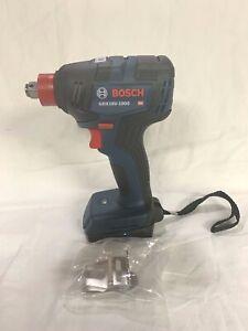 """BOSCH GDX18V-1800 18V EC Brushless Freak 1/4"""" & 1/2"""" 2-in-1 Impact/Wrench (New)"""