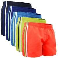 Costume da Bagno Uomo Pantaloncino Bermuda Mare Corto Boxer Shorts