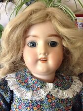 Antique German Doll 23 Inches Tall A & M