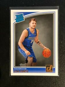 2018-19 Donruss - Luka Doncic Rated Rookie - Basketball Card