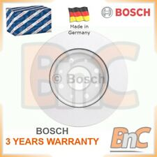 2x BOSCH FRONT BRAKE DISC SET FOR FIAT FORD OEM 0986479B76 51742727