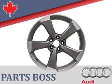 "Audi A4 2016-2020 OEM Genuine 5 spoke 19"" REMANUFACTURED MAG WHEEL 8W0601025CG"