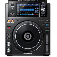Pioneer XDJ-1000MK2 rekordbox Digital Performance DJ Multi-Player