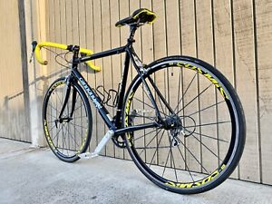 Cannondale R4000si CAAD6 Road Bike 56cm Frame Shimano Dura Ace