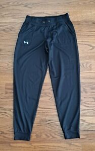 Under Armour Training Running Athletic Sweat Pants Women's Size S? Black