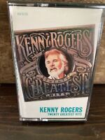Kenny Rogers – Twenty Greatest Hits - Liberty – 4LV-51152 - 1983 - Cassette