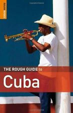The Rough Guide to Cuba By Fiona McAuslan. 9781848365070