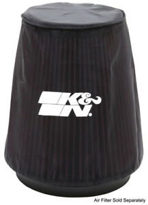 22-8038DK K&N Air Filter Wrap DRYCHARGER WRAP,BLK.,UNIVERSAL (KN Accessories)