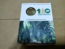 Coin card malaysian palm oil industry 2017 commemorative coin unc