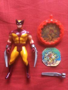 MARVEL Serval Wolverine - Secret Wars / Guerres Secrètes - Mattel 1984