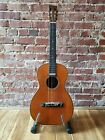 Harwood Vintage Acoustic Guitar Brazilian Rosewood Needs Repair Luthier for sale