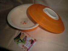 Tupperware KOMBI-PLUS-Saturn SCHÜSSEL, 1,5 Liter in orange, Sonderprodukt