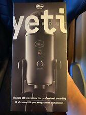 Blue Microphones Yeti Professional USB YETIBLACKOUT (NEW & SEALED)