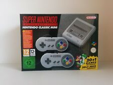 New Super Nintendo Classic Mini SNES Console - EU