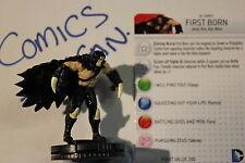DC HeroClix Superman/Wonder Woman #037 Premier Born